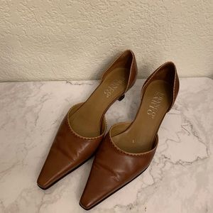 🍁Franco Sarto: Leather Shoes